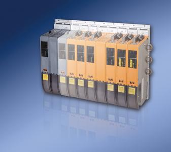 B&R's passive power supply modules have a peak power rating of 48 kW for dynamic applications