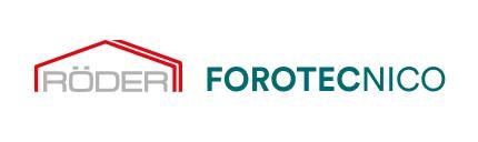 RÖDER ForoTecnico Logos