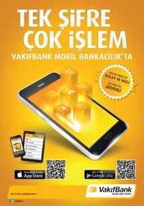 VakıfBank schützt eigene Banking-App mit Kobil m-Identity