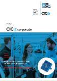 CIC@corporate, die Lösung der BBx ID Solutions für Unternehmen. Die Broschüre kann auf der Webseite des Unternehmens heruntergeladen werden.