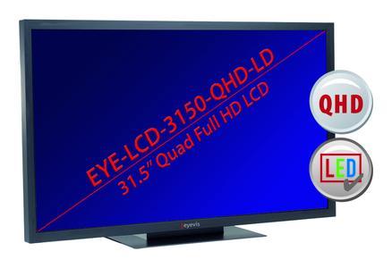 EYE-LCD-3150-QHD-LD with quad HD resolution