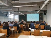 Vorlesung im MBA-Fernstudienprogramm / Foto: RheinAhrCampus