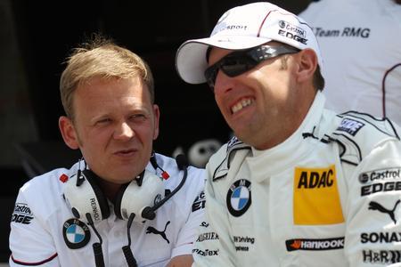 Stefan Reinhold und Joey Hand