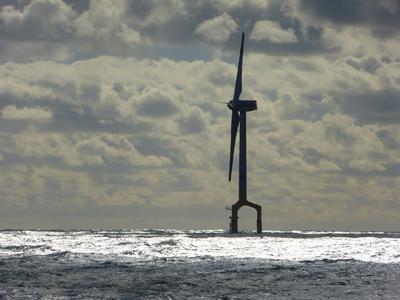 Windparks vor der Küste sicher planen, errichten und betreiben