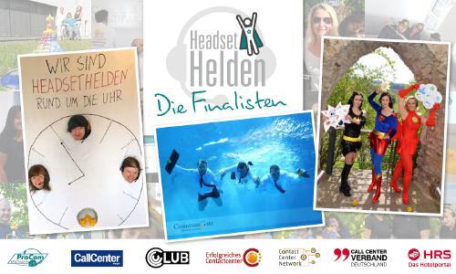 Headset-Helden Finalisten 2017