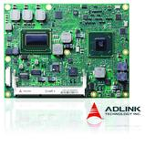 ADLINK COM Express® Type 6 Module with high-performance integrated graphics for medical, gaming and military applications