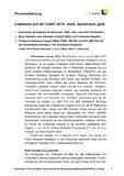 [PDF] Pressemitteilung: Cubeware auf der CeBIT 2010: stark, dynamisch, gelb