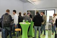 "Firmenkontaktmesse der Hochschule Kaiserslautern - ""Connect to business"""
