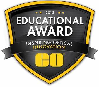 Edmund Optics® gibt die Finalisten des Educational Awards 2015 bekannt