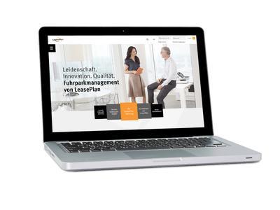 LeasePlan Deutschland veröffentlicht neuen Internetauftritt