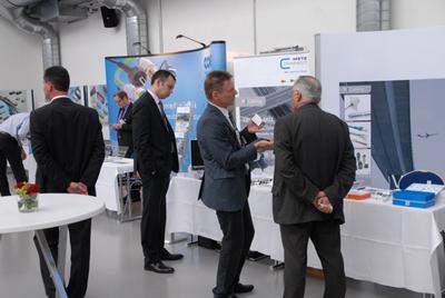 CONEC aktiv auf dem 6. Steckverbinderkongress in Würzburg, Bildrechte: Elektronikpraxis