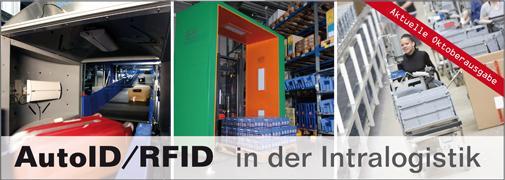 Reportage: AutoID/RFID in der Intralogistik