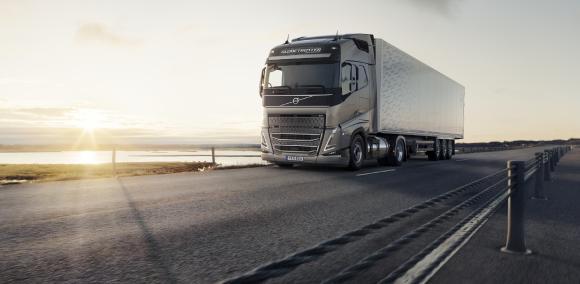 Volvo Trucks beobachtet verstärktes Interesse an Gas als Alternative zu Diesel für den Lkw-Verkehr in Europa