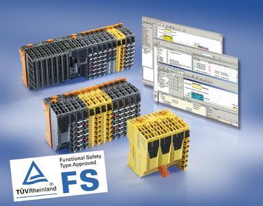 B&R Integrated Safety Technology erfüllt höchste Sicherheitskriterien