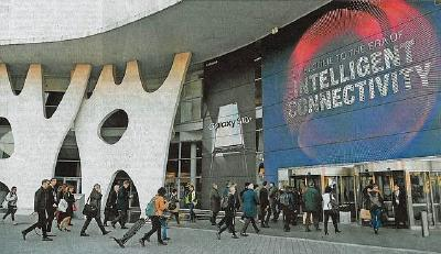 Spirit of Optimism at the Mobile World Congress