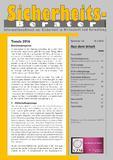 Sicherheits-Berater, Ausgabe 1-2/2014
