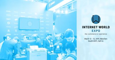 prudsys at the Internet World Expo 2019: Test intelligent pricing and customer-oriented personalization in person at Stand D071