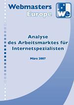 Titelbild der Arbeitsmarktanalyse