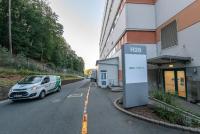 BioNTech am Standort Behringwerke in Marburg