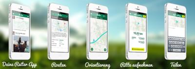 Grüter Wewetzer App Version 03 appstore screens iPhone5