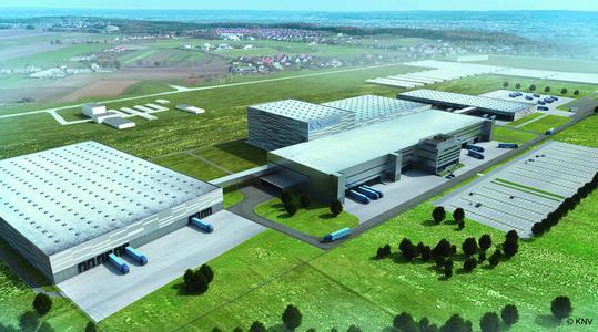 inconsoWMS X steuert neues Logistikzentrum von KNV und KNO VA
