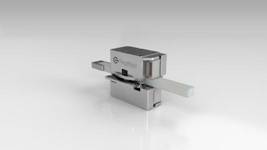 Spielfrei, unmagnetisch und vakuumtauglich: Der Linearmotor LT20 leistet mit großer Kraft Mikroschritte im Sub-Nanometerbereich