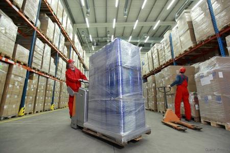 Bei einem dringenden Vorfall in der Produktion kann der Schichtleiter per Buzzer direkt informiert werden.