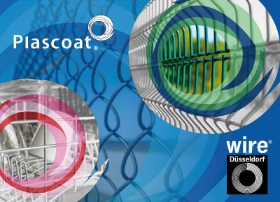 Axalta Coating Systems presents Plascoat Powder Coatings at Wire 2018