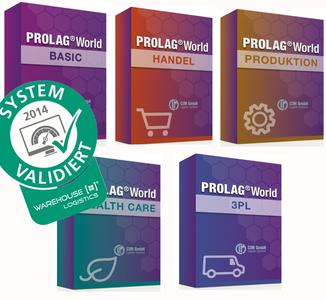 PROLAG®World Moderne Standardsoftware
