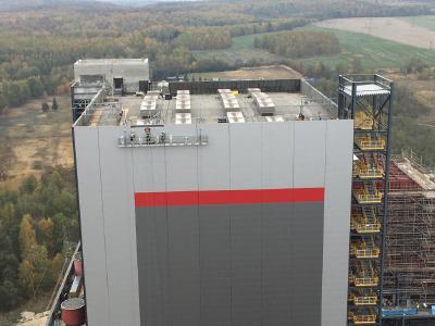 Teamwork am Kraftwerk / Bildquelle: GEDA-Dechentreiter GmbH & Co. KG