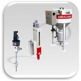 AMS III- Abrasiv Management System