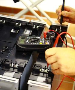 AS Solar: Installation des Speichersystems S10 von E3/DC