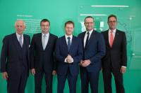 B. Braun inaugurates Europe's most modern production site in Saxony