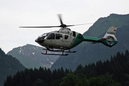 H135  © Copyright Polizei Bayern