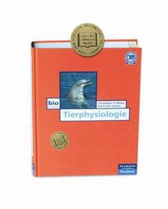 """Der Pearson Studium-Titel """"Tierphysiologie"""" gehört zu den schönsten Büchern des Jahres 2007."""