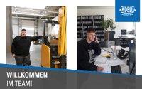Neue Azubis bei der Nadella GmbH
