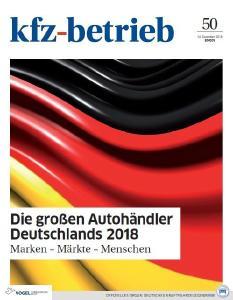 [PDF] Pressemitteilung: Die Erfolgsstrategien der großen Autohändler Deutschlands