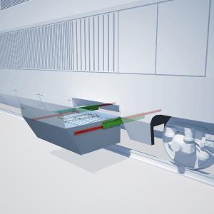 Für Batterie- und Aggregatauszüge bietet Rollon modulare Teleskopschienen mit hoher Systemsteifigkeit und Tragfähigkeit – auch als Überauszüge