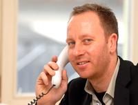 Geschäftsführers Peter Vohle