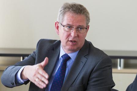 active logistics-Vorstand Arnold Kriener
