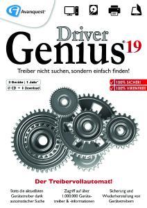Treiber automatisch immer aktuell: Driver Genius 19