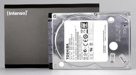 RecoveryLab: Datenrettung Intenso USB3 Festplatte