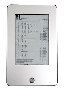E-paper display deZign with new functions