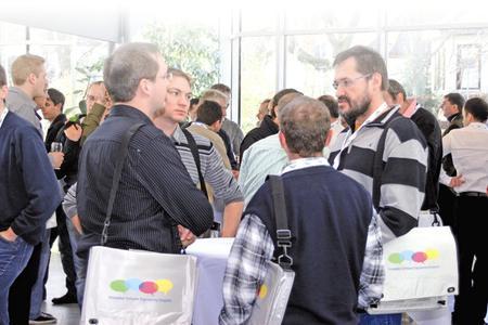 Besucher des Embedded Software Engineering Kongresses 2009