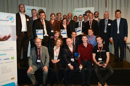 Gruppenfoto Sieger BPW Nordbayern Phase 1