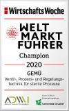 WiWo Weltmarktfuehrer neu Champion GEMUE