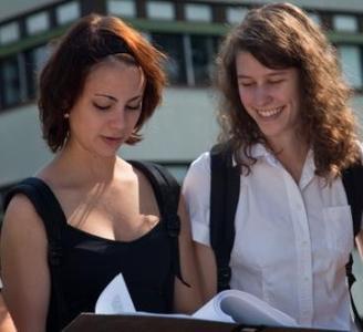 Studierende an der Hochschule Trier (Foto: Hochschule Trier)