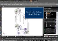 TurboCAD Schulungsprogramm Screenshot