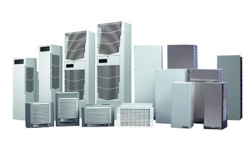 Kühlgeräte und Luft-Luft-Wärmetauscher für unterschiedliche Einsatzbereiche