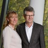 Jennifer Reckow und Hans-Werner Bormann